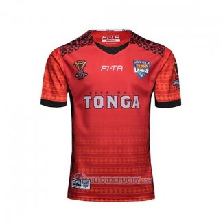 Maillot Tonga Rugby RLWC 2017 Domicile