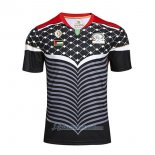 Maillot Palestine Rugby 2017 Noir