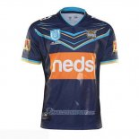 Maillot Gold Coast Titans Rugby 2019-2020 Domicile