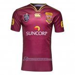 Maillot Queensland Maroons Rugby 2016 Domicile