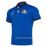 Maillot Italie Rugby RWC 2019 Bleu