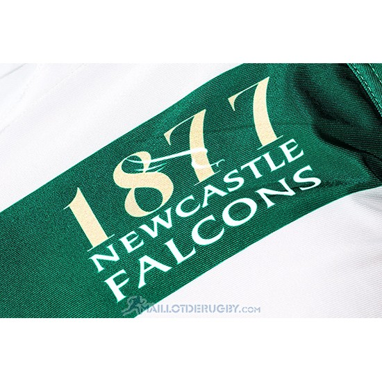 Maillot Newcastle Falcons Rugby 2018 Domicile